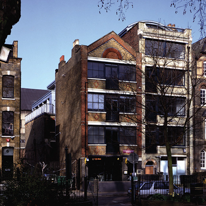 Hoxton Square Apartments