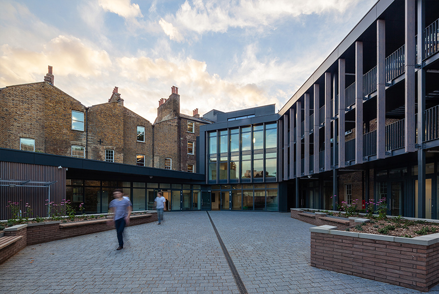 LSBU – The Clarence Centre for Enterprise and Innovation