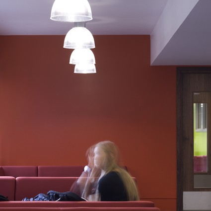 City, University of London – Oliver Thompson Lecture Theatre and Foyer