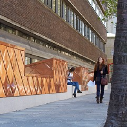 City University Lecture Spaces Project Shortlisted