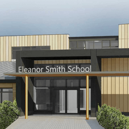 Planning Approval for Eleanor Smith School