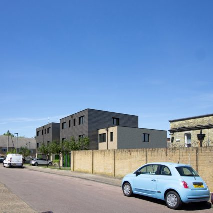 Anerley Housing