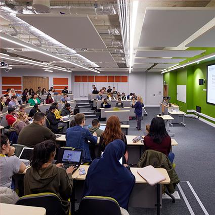 Learning begins at Anglia Ruskin University's School of Medicine