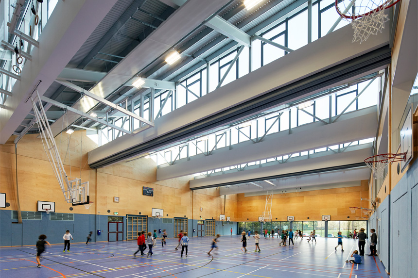 Deutsche Schule – Sports Building