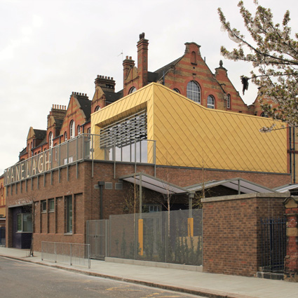 Ranelagh Primary School expansion completed