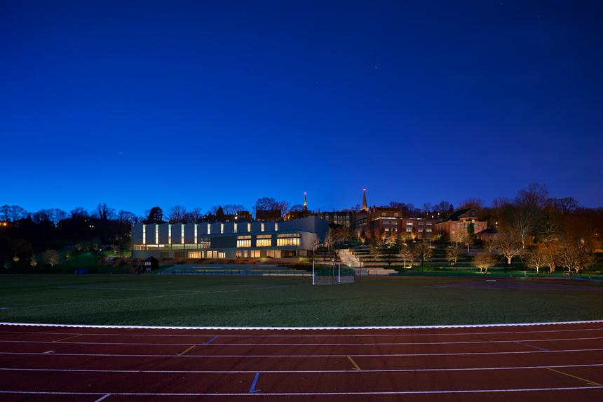 Harrow School Sports And Science Rivington Street Studio
