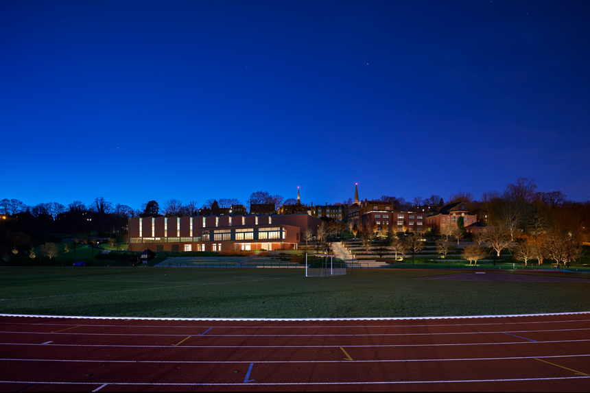 Harrow School Sports and Science