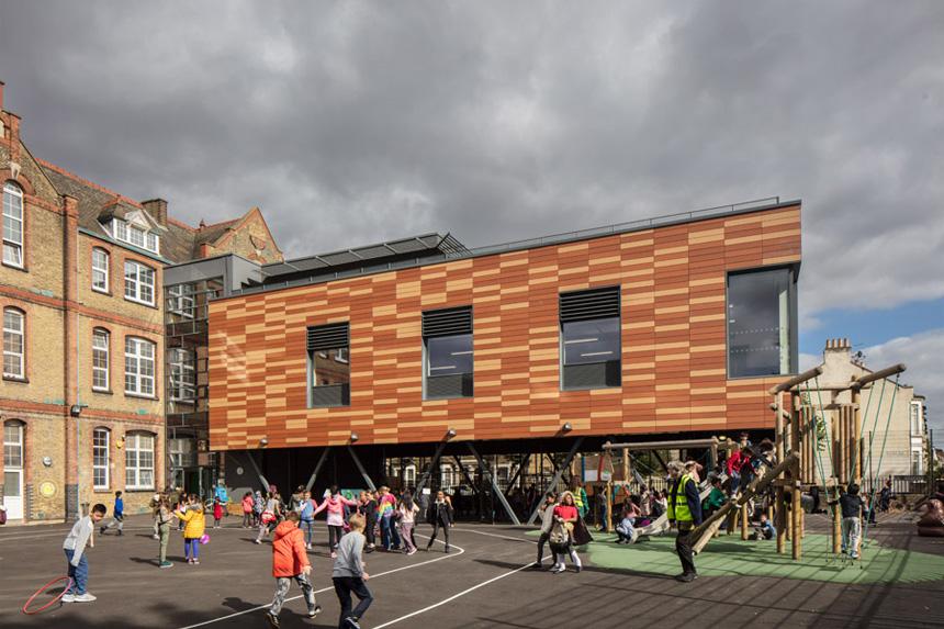 Park Primary School Rivington Street Studio