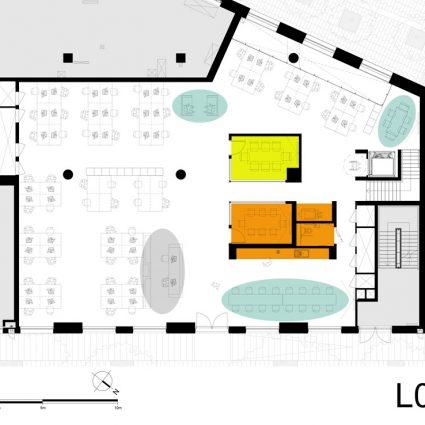 City, University of London – Better Space