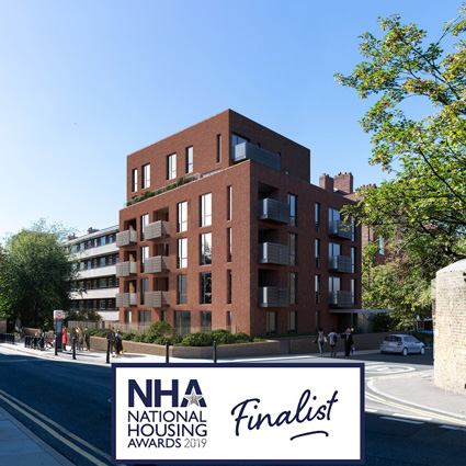 Lowder House shortlisted for National Housing Awards