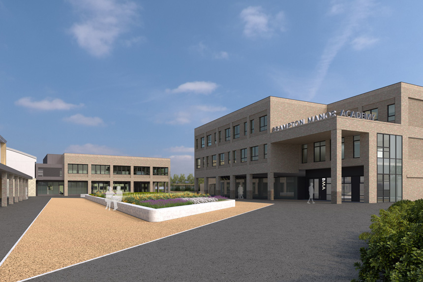 Brampton Manor Academy Expansion