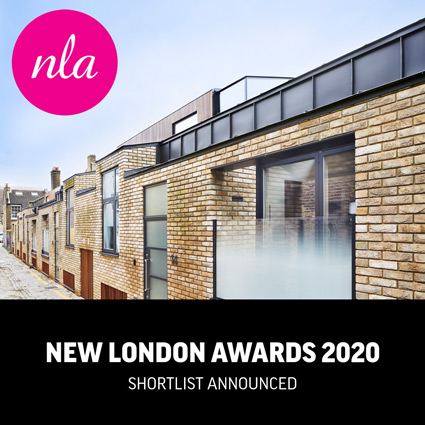 Voss St Housing shortlisted at NLA Awards