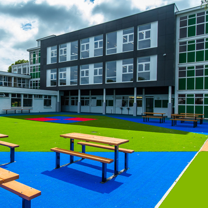 Extension at St Mary's CE Primary School Complete