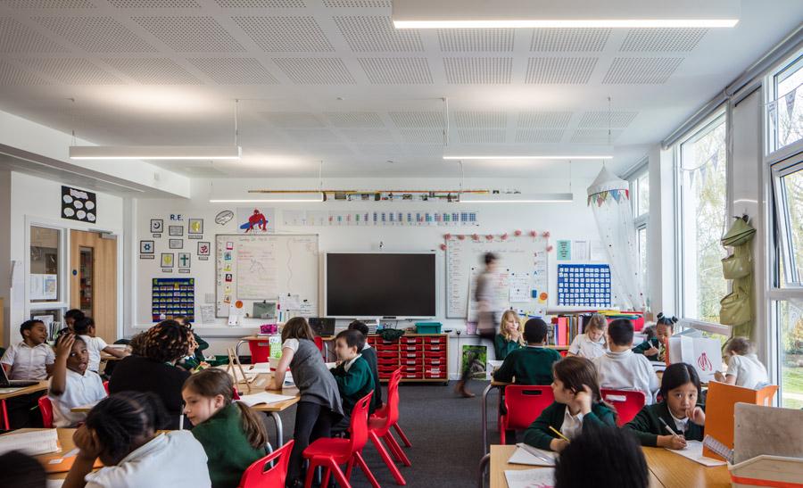 St Mary's CE Primary School