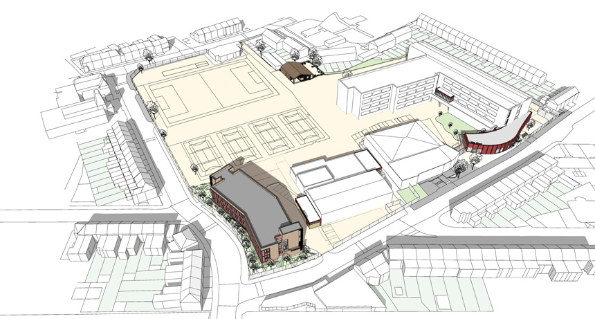 Little Ilford School Expansion