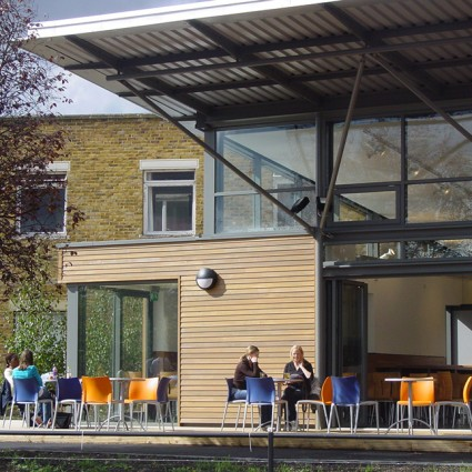 St.Mary's University College – Dolche Vita Cafe