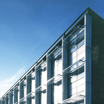Middlesex University Tottenham LRC
