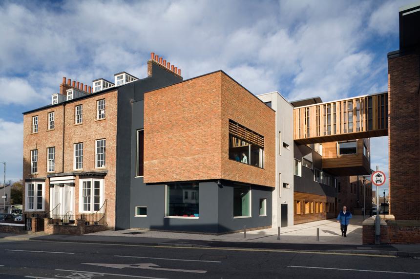 York St John University – De Grey Court