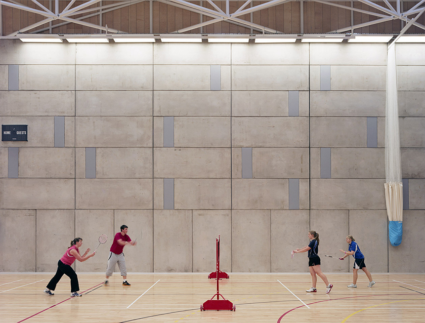 St Mary's University College – New Sporting Facilities