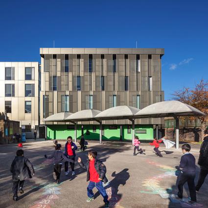 Cayley Primary School Opens
