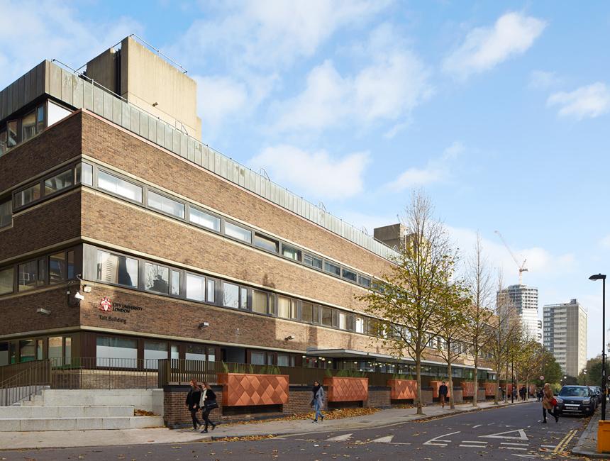 City, University of London – School of Health Sciences