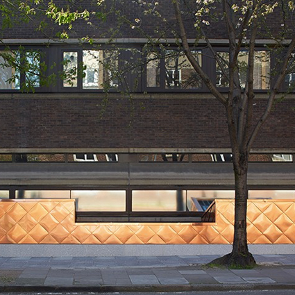 City, University of London – Lecture Spaces