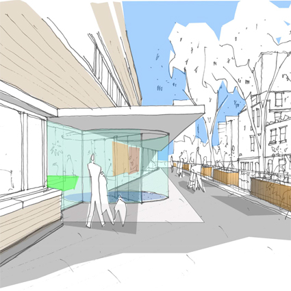 Planning Approvals for City University