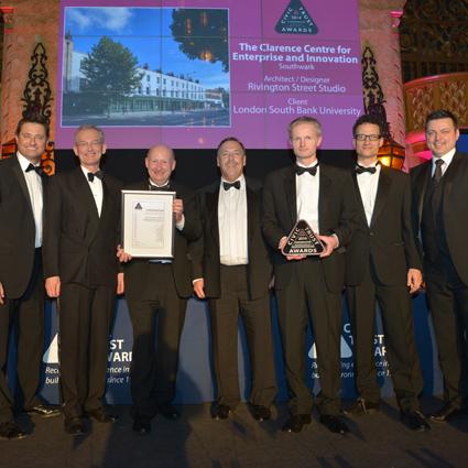 Civic Trust Awards 2014 Commendation