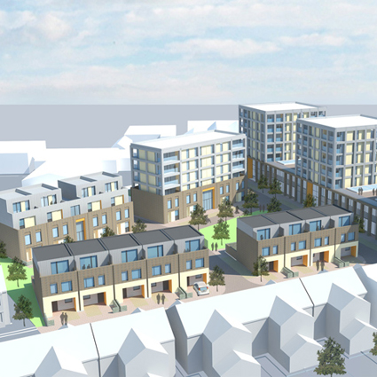 Planning Approval for Grafton Quarter