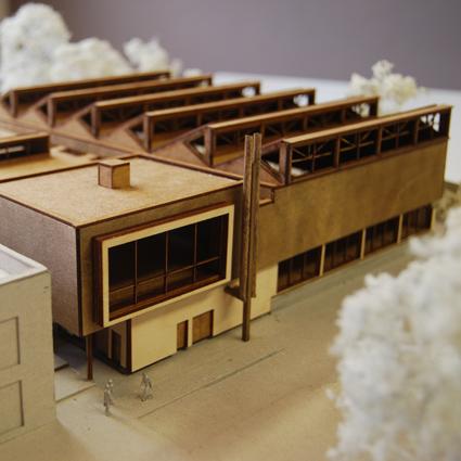 Planning Approval for Deutsche Schule