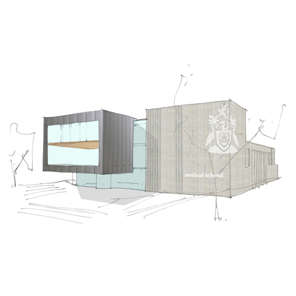New Medical School at Anglia Ruskin University