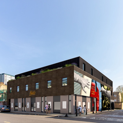 Roman Road rooftop extension secures planning approval