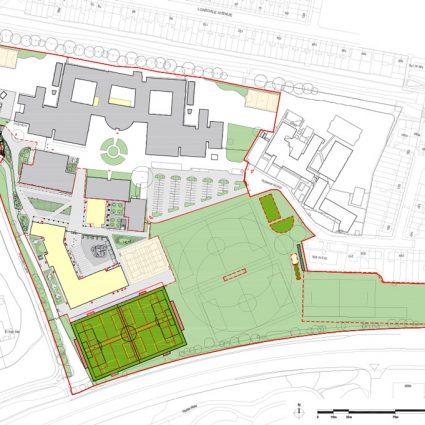 Brampton Manor Academy Expansion