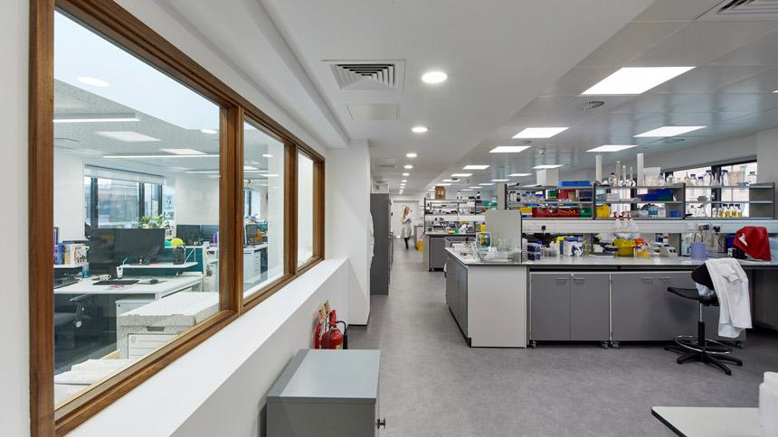 Royal Veterinary College. Hobday Building
