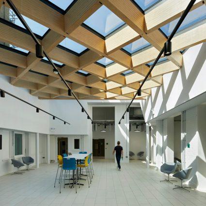 University of Roehampton, Harvey and Romero Court Redevelopment