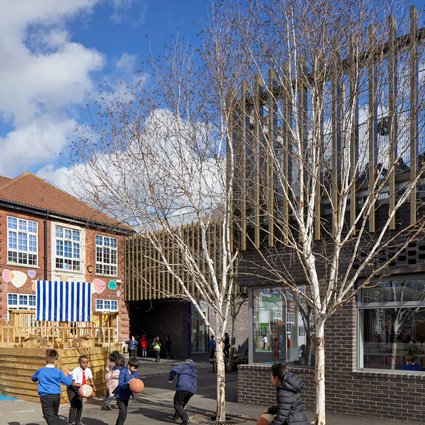Tollgate Primary School shortlisted for AJ Retrofit Awards