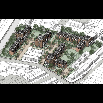 84 new council homes approved in Redbridge