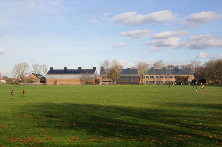 Barking Abbey School