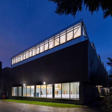 Deutsche Schule – Sports Building