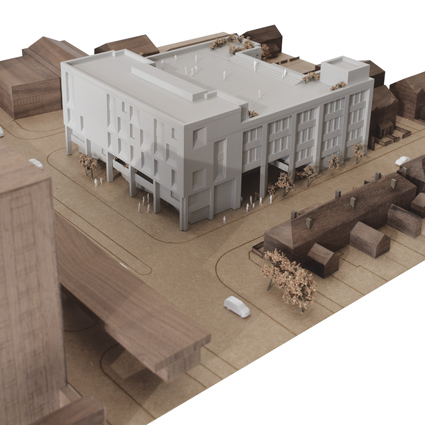 Planning approval for Oasis Academy Silvertown