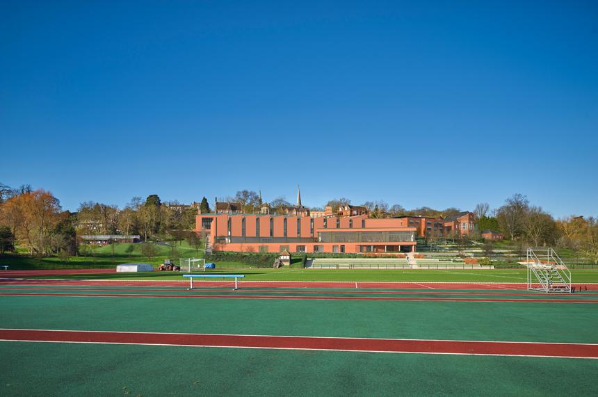 Harrow School Sports and Science