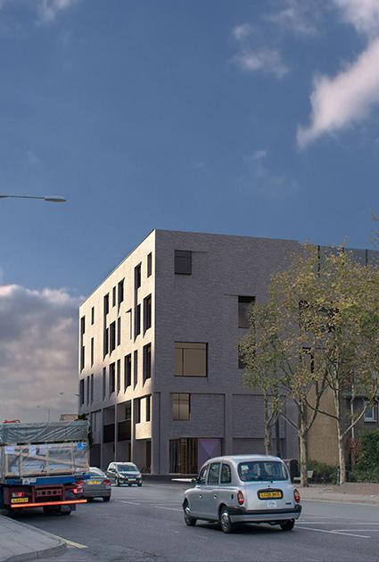 Oasis Academy Silvertown