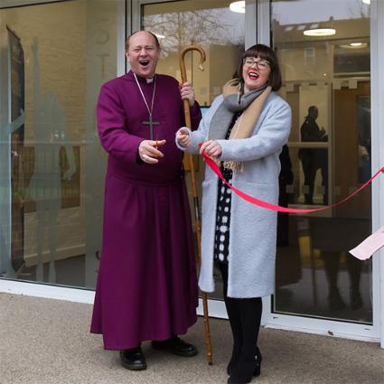 St Mary's CE Primary School Opens