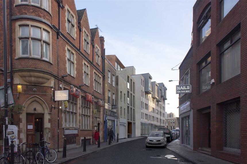 Whitechurch Lane